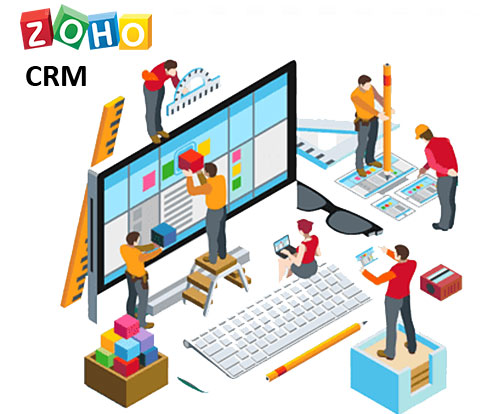 Zoho CRM Implementation Services